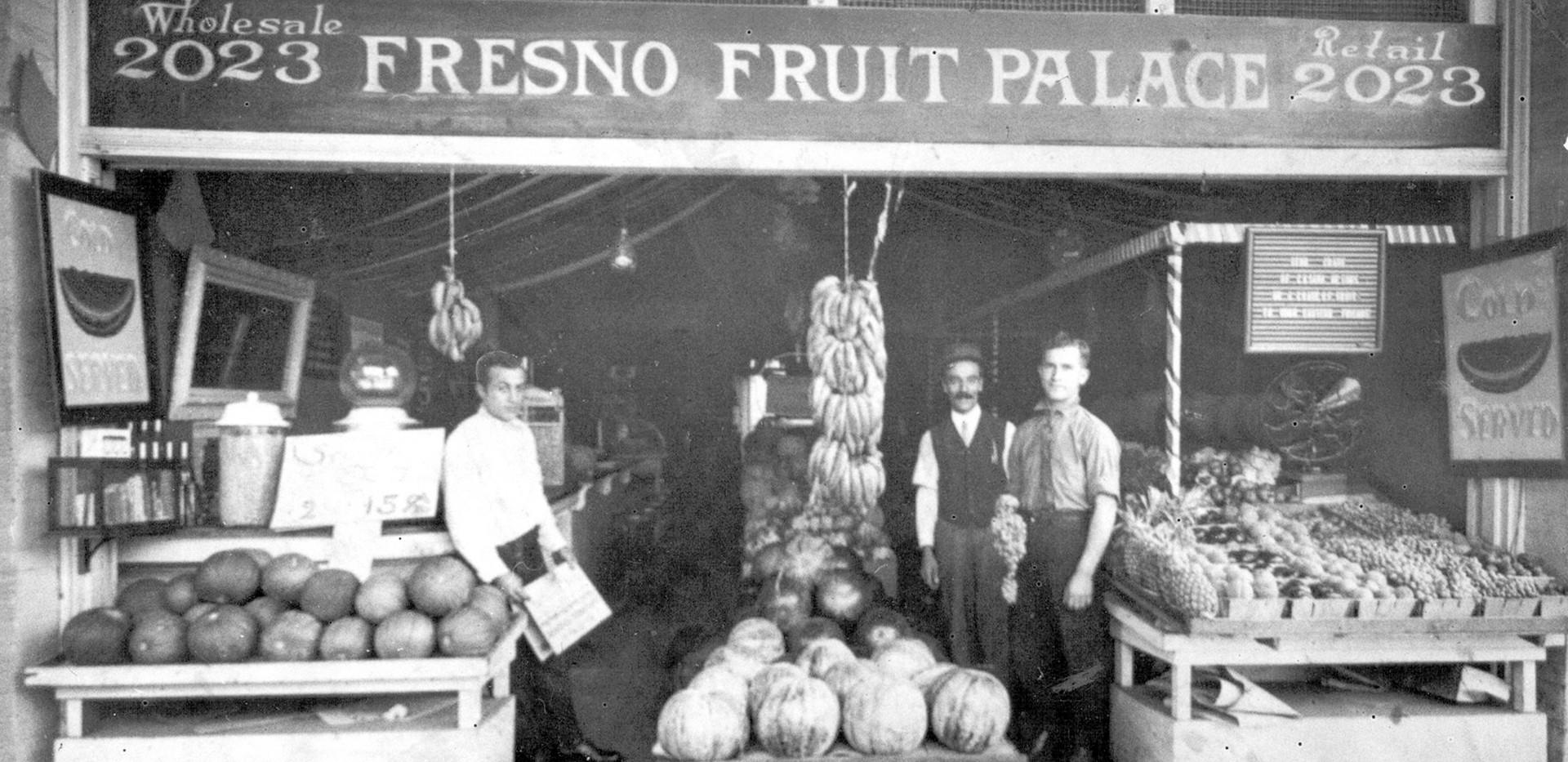 Fresno Fruit Palace