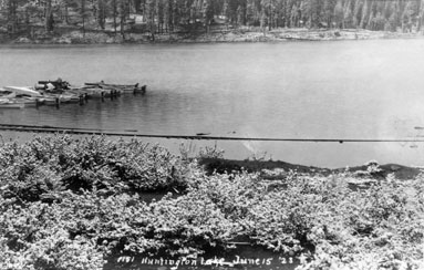 M026 Huntington Lake, June 15, 1923