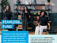 LISC Invests in Fearless Fund to Increase Access to Venture Funding for Minority Women Entrepreneurs