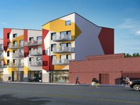 Detroit Housing for the Future Fund's Investment, OSI Art Apartments, Breaks Ground on Affordable Housing Units