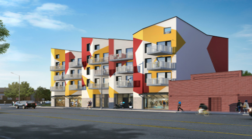 Detroit Housing for the Future Fund's Investment, Breaks Ground on Affordable Housing Units