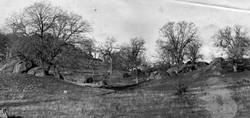 M113 Scene near Tollhouse, circa 1920