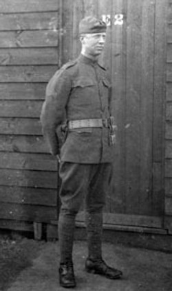 AB66 A.C. Balch in uniform, Mar