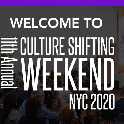 LISC SI's Michelle Spivak Speaks at Culture Shifting Weekend NYC 2020