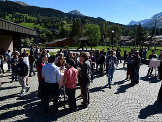 Gordon Research Conference in Les Diablerets, Switzerland