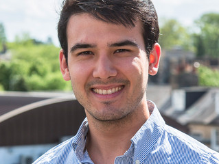 Dr Derrick Roberts gets Honourable Mention in 2017 IUPAC-Solvay International Award for Young Chemis