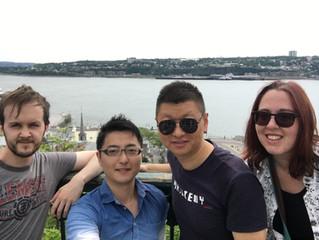 ISMSC 2018, Québec City