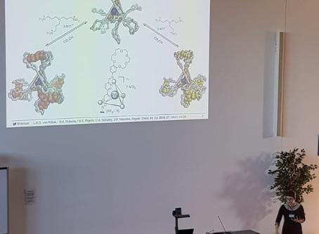 Larissa presents at SupraChem 2019 in Würzburg