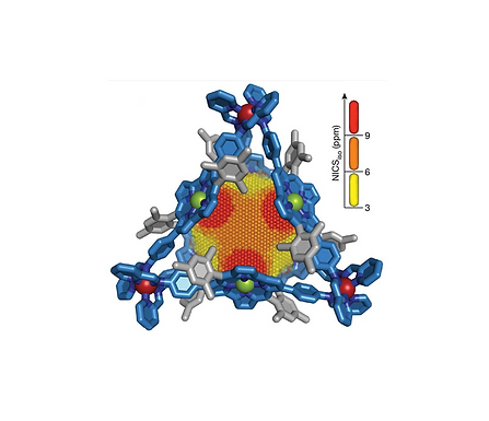 159. An antiaromatic-walled nanospace