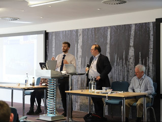 Jason helps organise 6th Annual Graphene and 2D Materials Conference