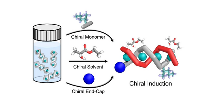 137. Unravelling Mechanisms of Chiral Induction in Double-Helical Metallopolymers