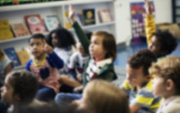 class of children
