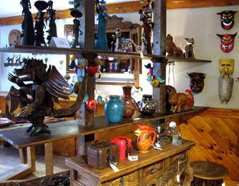 Various Goodies at Casa Verde