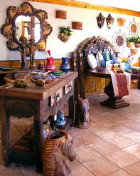 Inside Casa Verde