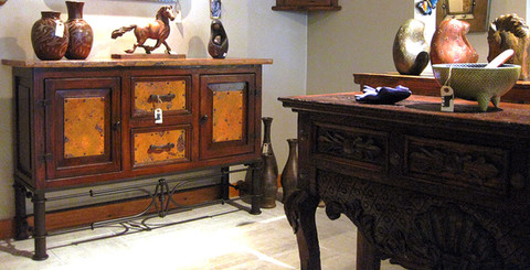 Sideboards in Reclaimed Antique Wood