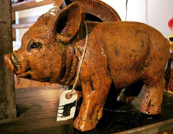Piggy Bank by Sergio