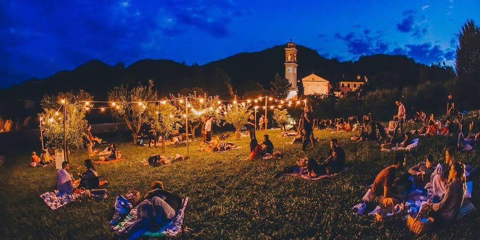 PicNic sotto le stelle | Sogno di una notte di inizio estate