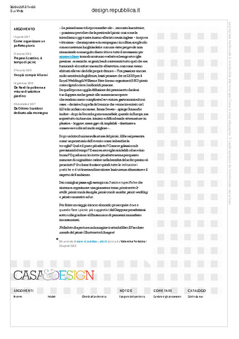 Repubblica design