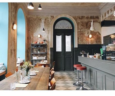 Café Letka - Kde pracuji I