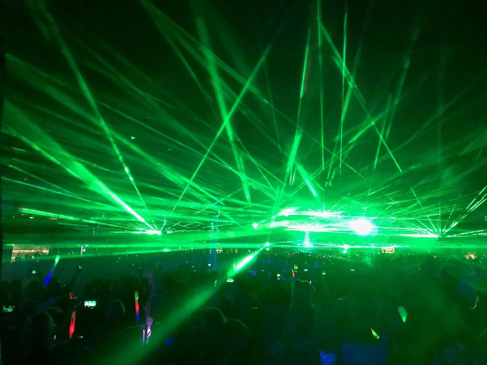 Ushuaia dance club, Ibiza