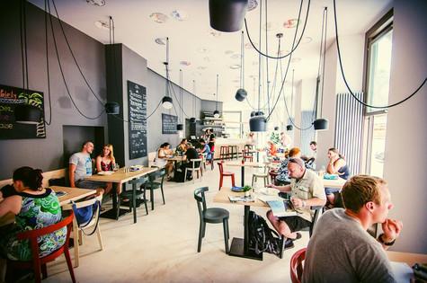 Café Záhorský - Kde pracuji IV