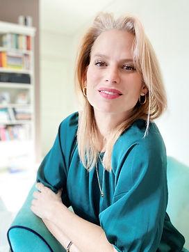 Osobní koučka a mentor Helena Theunissen - life - career coach