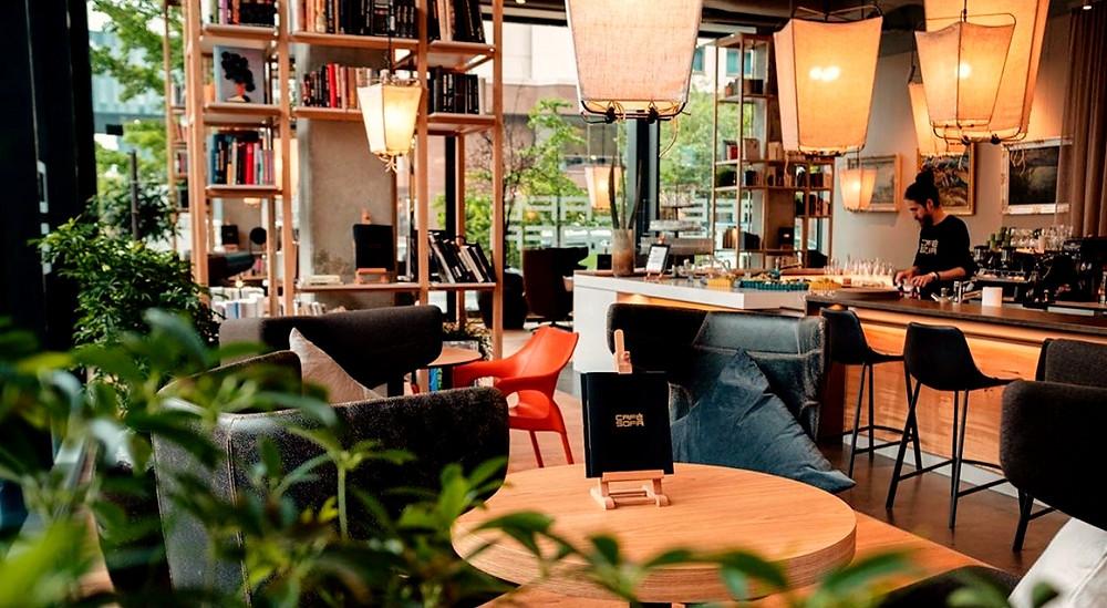 Café Sofa - místo na life coaching