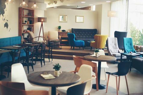 Oliver´s Coffee Cup - Kde pracuji VIII