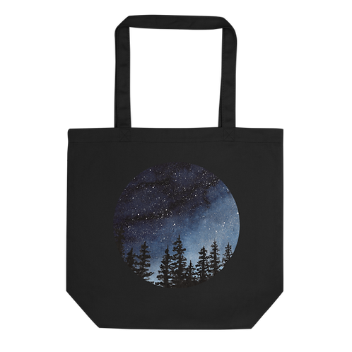 'Night Sky Constellation' Eco Tote Bag