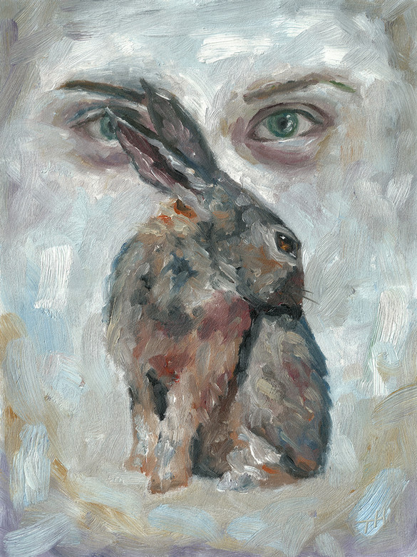 Tortoise & the Hare: A Self Portrait