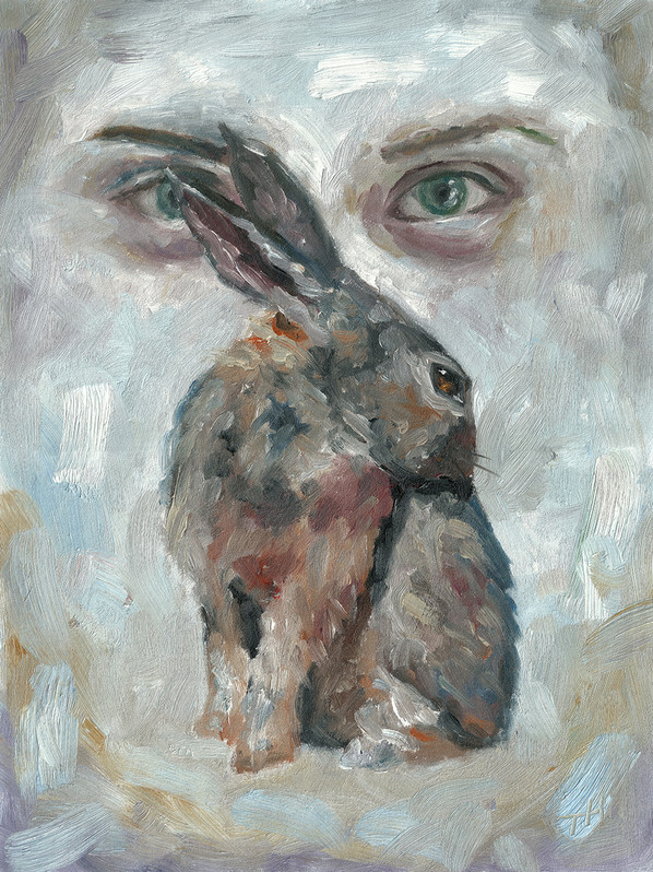 Tortoise & the Hare: A Self Portrait