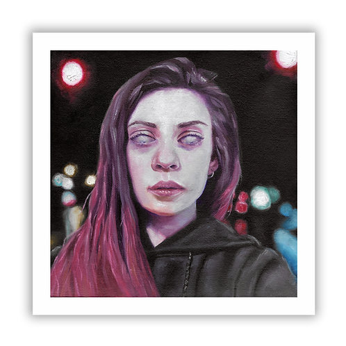 Lost - Giclee Print