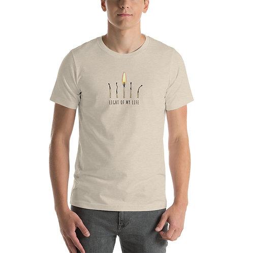 'Light of my Life' Short-Sleeve Unisex T-Shirt