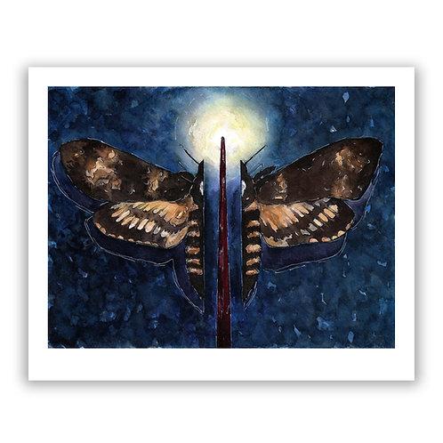 Light the Way - Giclee Print