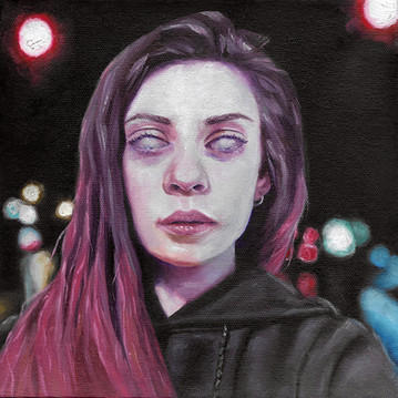 Lost: A Self Portrait