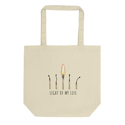 'Light of my Life' Eco Tote Bag