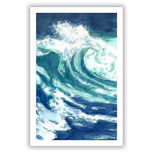 Wave - Giclee Print