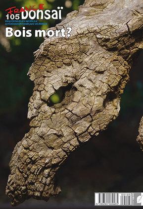 France Bonsaï : le Bois Mort