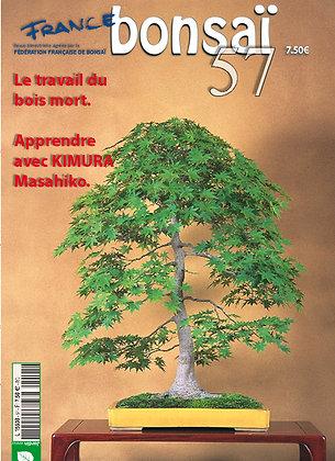 France Bonsaï Nº 57