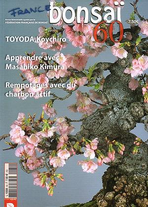 France Bonsaï Nº 60
