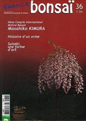 France Bonsaï Nº 36