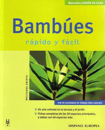BAMBÚES RÁPIDO Y FÁCIL