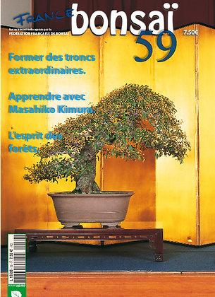 France Bonsaï Nº 59