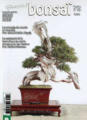 France Bonsaï Nº 79