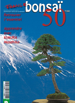 France Bonsaï Nº 50