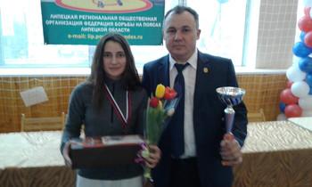 VIII Всероссийский турнир по борьбе на поясах среди женщин