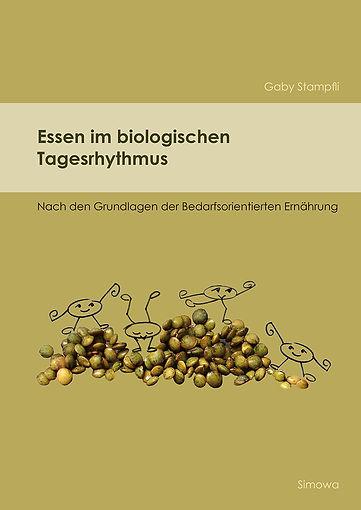Buch Essen im biologischen Tagesrhythmus