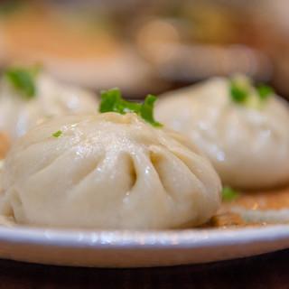 Pan Fried Baozi