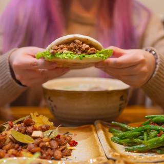 Chinese Burger (Roujiamo)