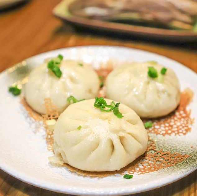 Pan Fried Baozi
